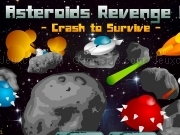 Jouer à Asteroid revenge 3 - crash to survive