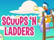 Jouer à Scoops and ladders