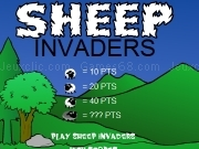 Jouer à Sheep invaders