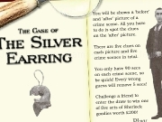Jouer à The case of the silver earring