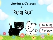 Jouer à Licorice and Coconut in Party pals