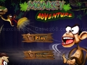 Jouer à Monkey adventure