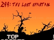 Jouer à 299 - The lost spartan