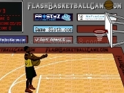 Jouer à Flash basketball game