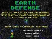 Jouer à Earth defense