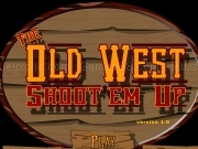 Jouer à The old west shoot em up