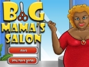 Jouer à Big mama salon