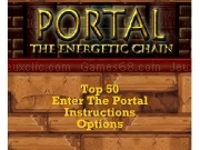 Jouer à Portal - The energetic chain