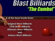 Jouer à Blast billiards - The combo