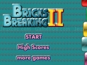 Jouer à Bricks breaking 2