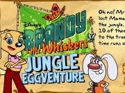 Jouer à Brandy and mr whiskers - Jungle eggventure