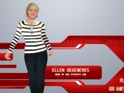Jouer à Ellen Degeneres dress up