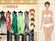 Jouer à Dressupgirlnet dress up