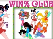 Jouer à Winx club dress up