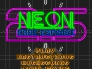 Jouer à Neon base defense