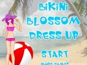Jouer à Bikini blossom dress up