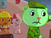 Jouer à Happy tree friends - Happy trail part 2 - jumping the shark