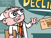 Jouer à Doctor decline animation