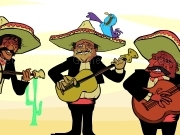 Jouer à Mexico song animation