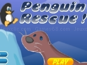 Jouer à Pinguin rescue