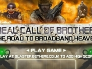 Jouer à Unreal call of brothers 5 - the road to broadband heaven