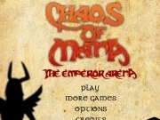 Jouer à Chaos of mana - The emperor arena