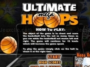 Jouer à Ultimate mega hoops