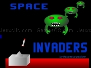 Jouer à Space invaders