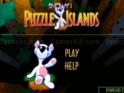 Jouer à Snowy - puzzle islands