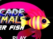 Jouer à Arcade animals - super fish