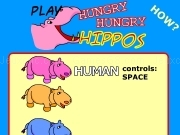 Jouer à Hungry hungry hippos