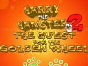 Jouer à Harry the hamster 2 - thequest for the golden wheel