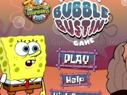 Jouer à Spongebobs bubble bustin game