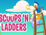 Jouer à Scoops in ladders