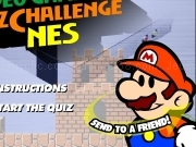 Jouer à The ultimate video game quiz challenge - Nes