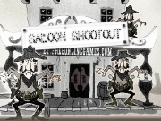 Jouer à Saloon shootout