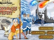 Jouer à Avatar - the last airbender fortress fight
