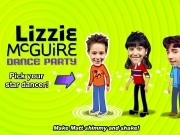 Jouer à Lizzie McGuire dance party
