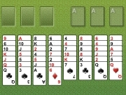 Jouer à Freecell solitaire