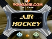 Jouer à Air hockey
