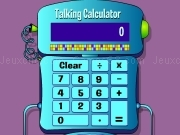 Jouer à Talking calculator