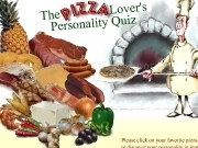 Jouer à The pizza lovers personnality quiz