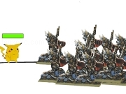 Jouer à Warhammer pokemon war