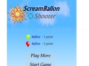 Jouer à Scream balloon shooter