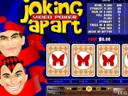 Jouer à Joking apart - video poker