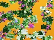 Jouer à Tropical pillar design jigsaw