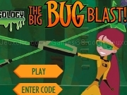 Jouer à Grossology - the big bug blast