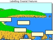 Jouer à Labelling coastal features