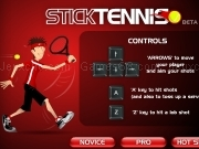 Jouer à Stick tennis demo 6
