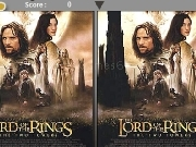 Jouer à Gimme5 - 2 images 5 differences lord of the ring